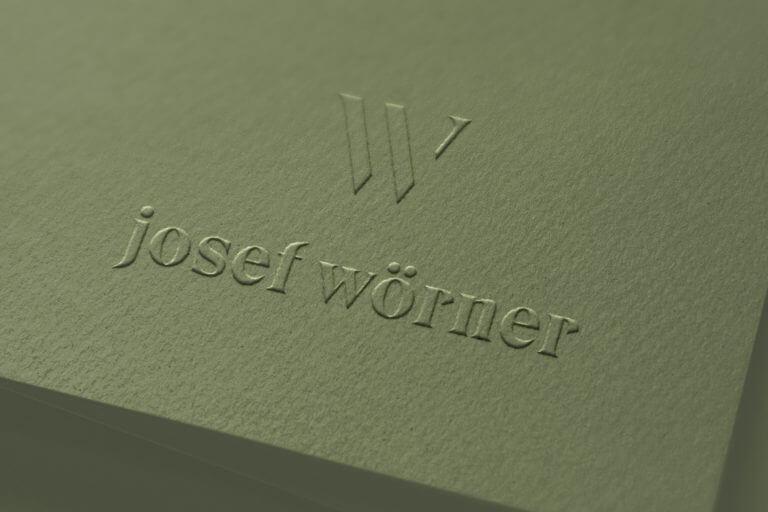 Logo vom Weingut aus Edesheim in der Pfalz - Design der Etiketten, Logo und Branding, Weinmarketing von der Designagentur Yummy Stories