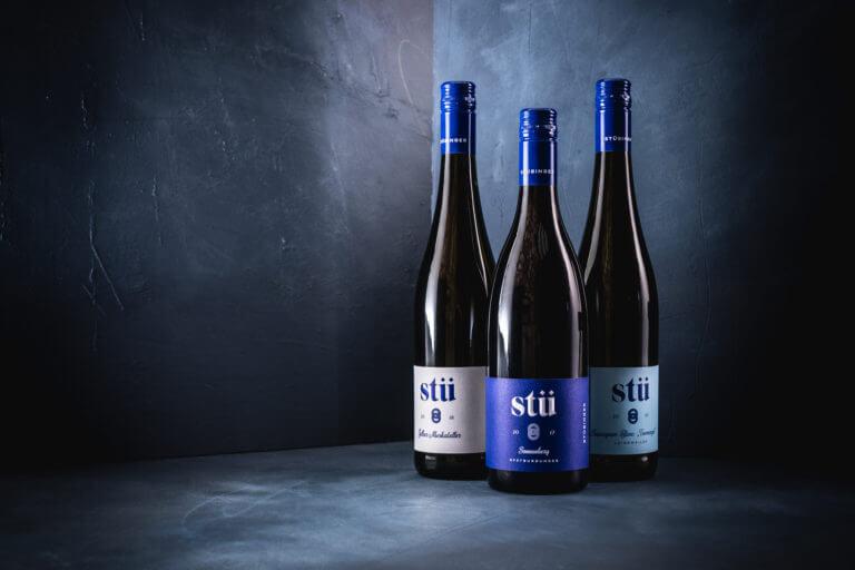 Design der Weinetiketten, Branding und Weinmarketing für das Weingut aus Leinsweiler (Pfalz) von der Designagentur Yummy Stories