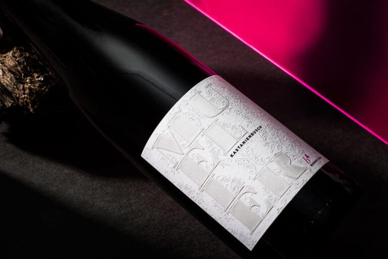 Design der Weinetiketten und Weinmarketing für das Weingut aus Birkweiler (Pfalz) von der Designagentur Yummy Stories