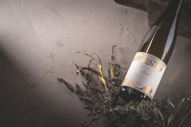 Weinetiketten Design für die Weinkollektion EDITION GRAEBER vom Weingut J.J. Berizzi aus Edenkoben von der Designagentur Yummy Stories aus Edesheim in der Pfalz
