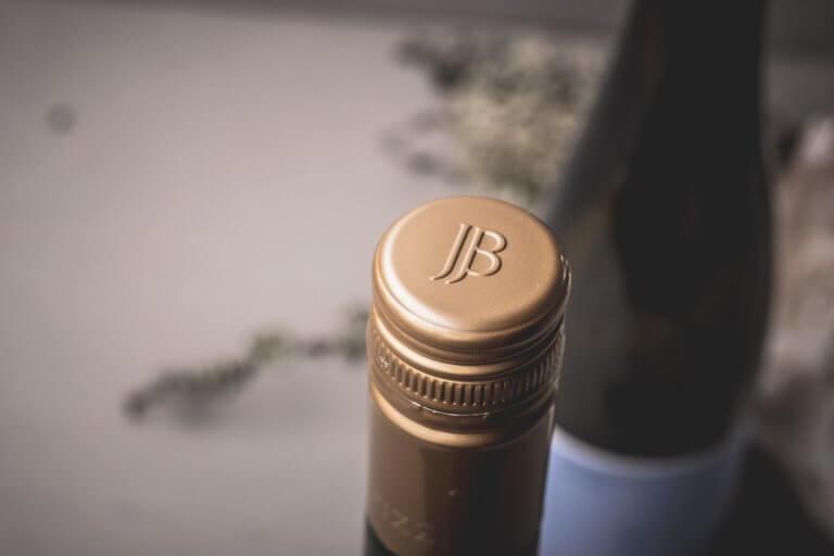 Weinetiketten Design, Wein Packaging Design für das Weingut J.J. Berizzi aus Edenkoben von der Designagentur Yummy Stories